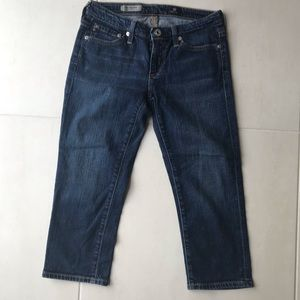 AG Adriano Goldschmied Maiden Crop Jeans J214